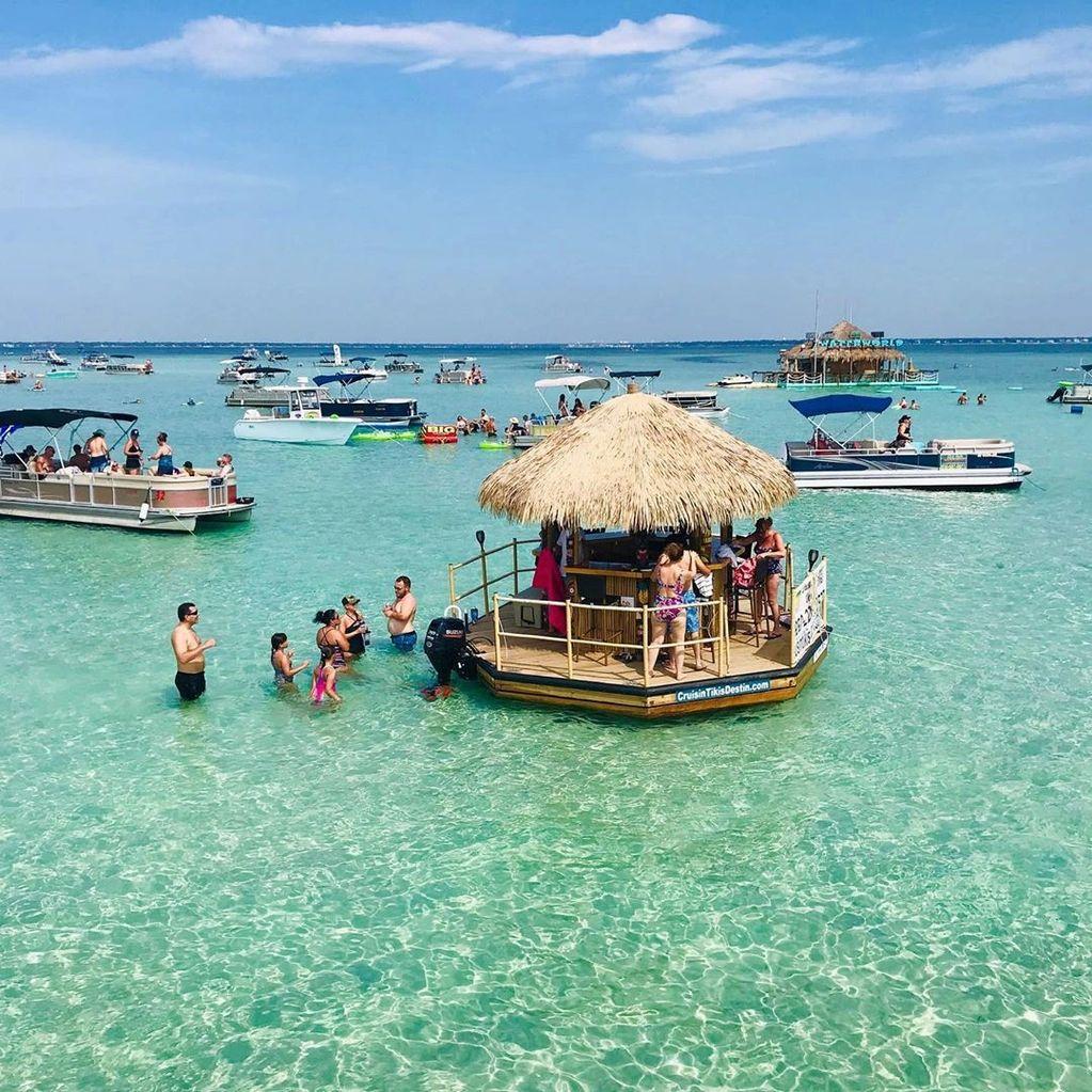 Take a Tiki Cruise in Florida