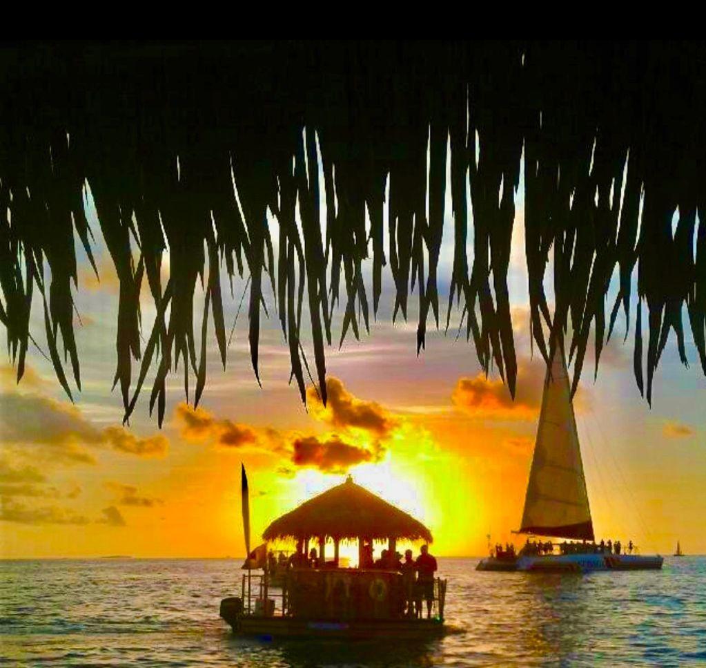 Take a Sunset Cruise with Cruisin' Tikis