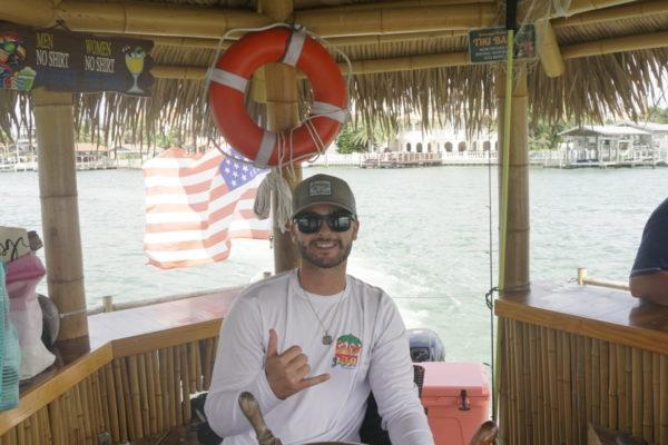 Cruisin Tikis Captain